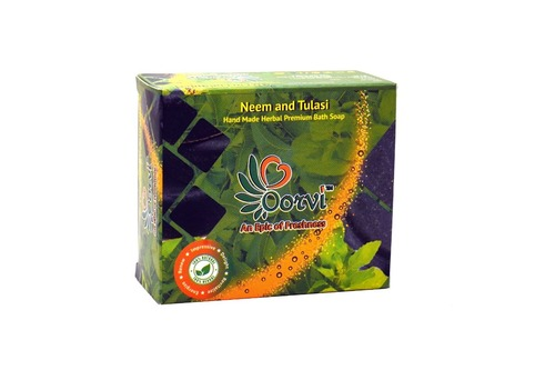 Neem and Tulsi Herbal Soap