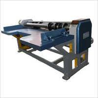 Rotary Cutter Bar And Emboss Machine