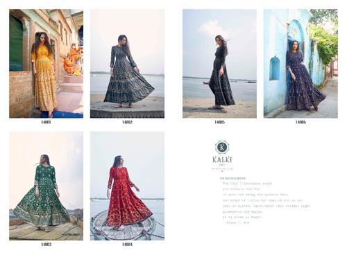 WOMANIYA VOL-3 Designer Party Wear Long Gowns