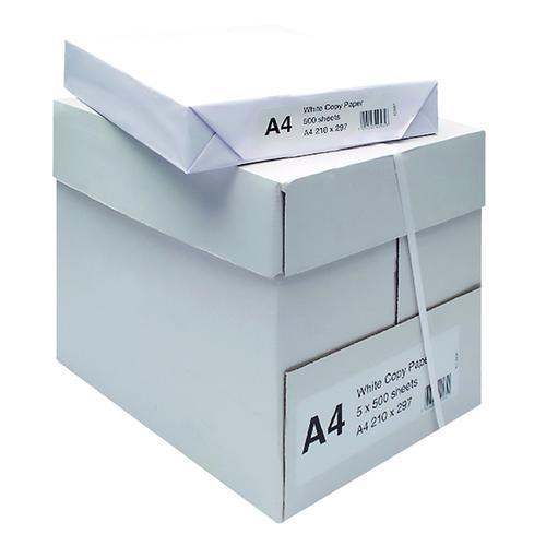 white copier paper