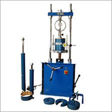 CBR Testing Apparatus