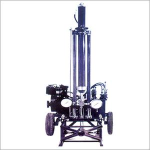 Static Cone Penetration Test Equipment