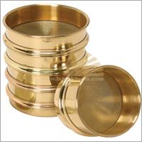 Brass Testing Sieves