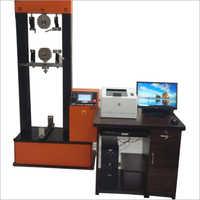 Servo Control Tensile Testing Machine