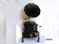 Gramophone Base with Stand