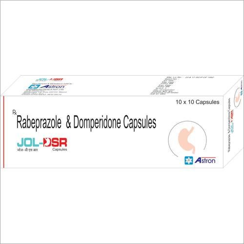 Rabeprazole And Domperidone Capsules