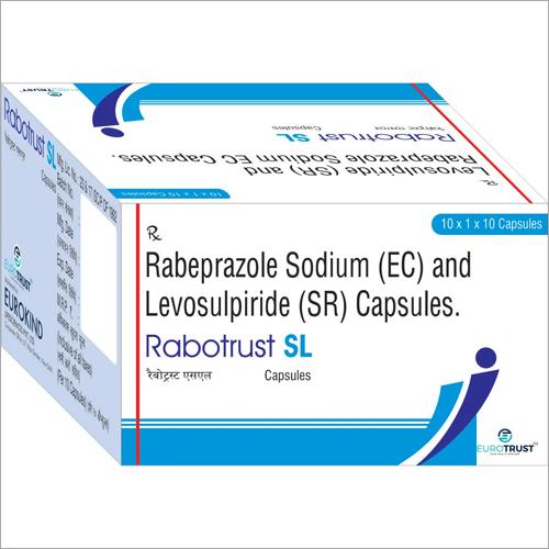 Rabeprazole Sodium(EC) and Levosulpiride(SR) Capsules