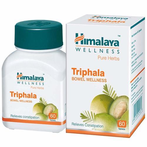 Triphala Tablet & Syrup