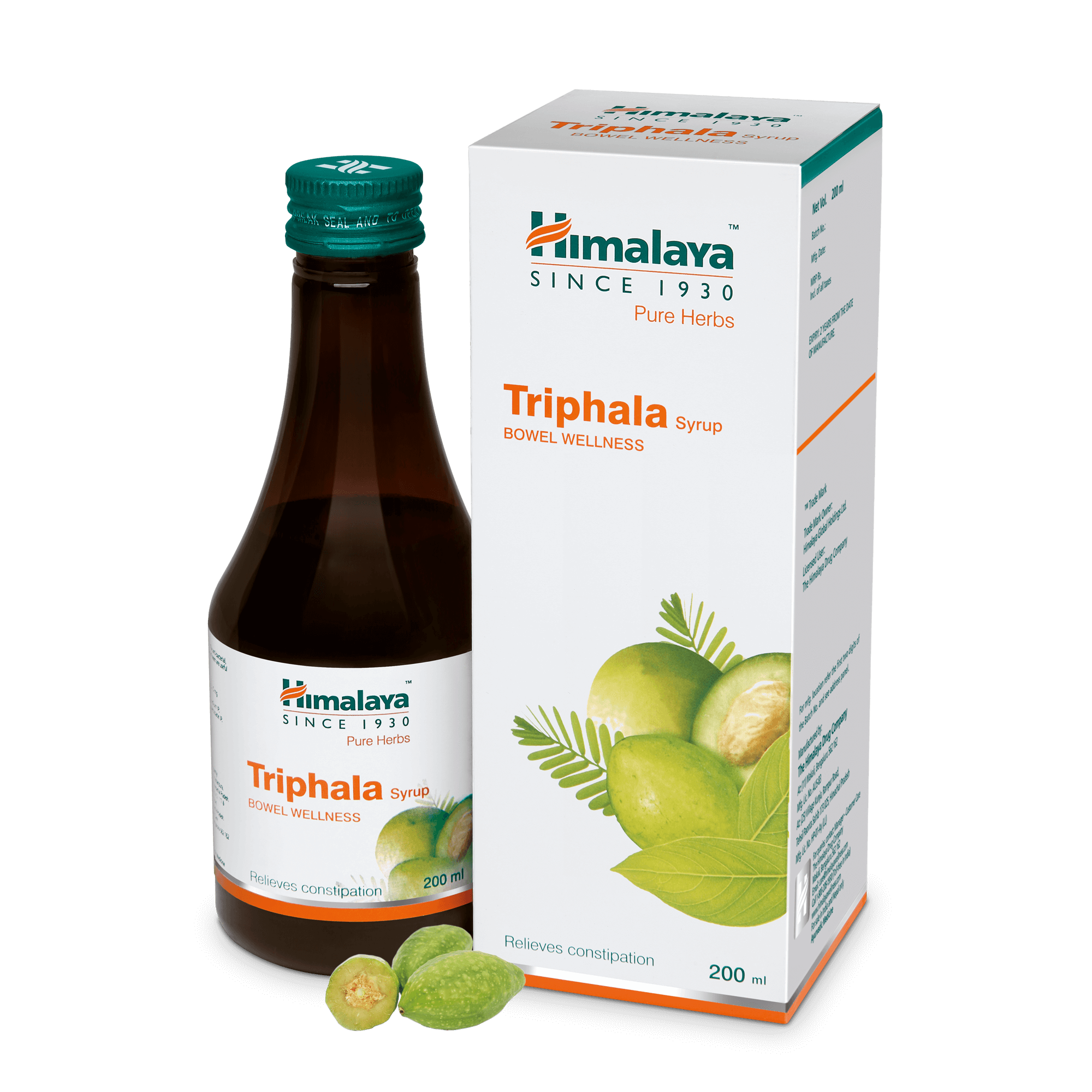Triphala Tablet & Syrup
