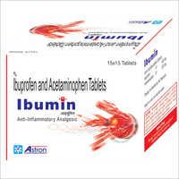 Ibuprofen and Acetaminophen Tablets