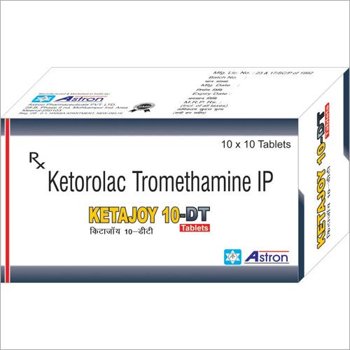 Ketorolac Tromethamine Tablets IP