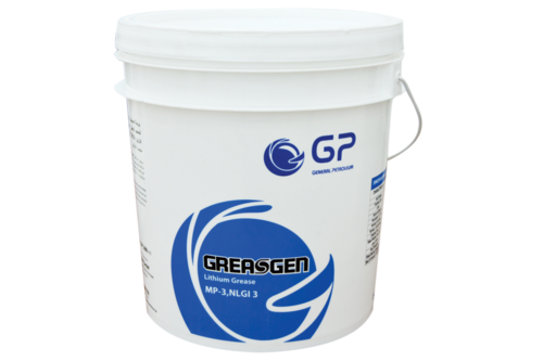 GP LITHIUM GREASE MP2 And MP3
