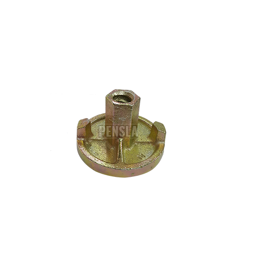 Formwork Accessories Tie Rod Anchor Wing Nut For Construction