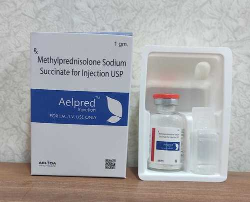Methylprednisolone Sodium Succinate 1gm Injection