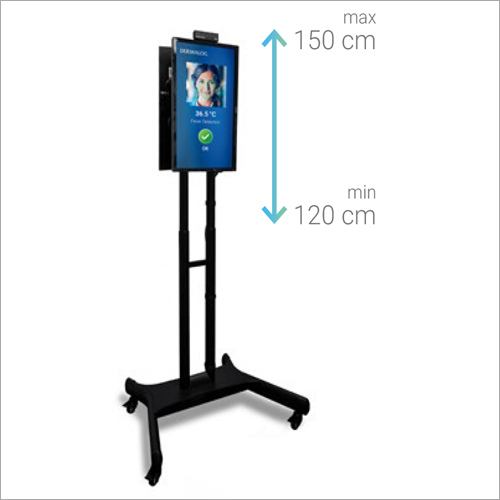 Premium Stand With Adjustable Height