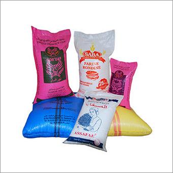 Printed Woven Sacks Bags