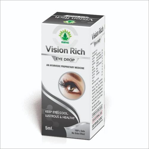 5 ML Vision Rich Eye Drop