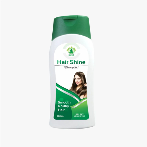 200 Ml Hair Shine Shampoo