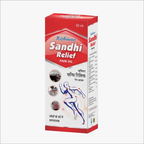60 ML Sandhi Relief Pain Oil