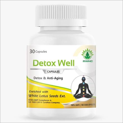 Detox Well Capsules