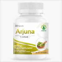 Herbal Health Supplement Capsules