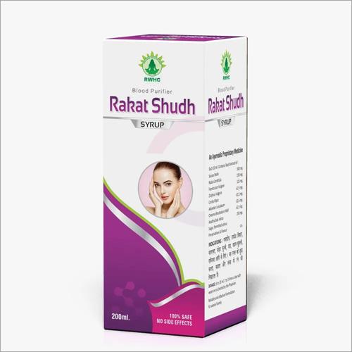200 ML Rakat Shudh Syrup