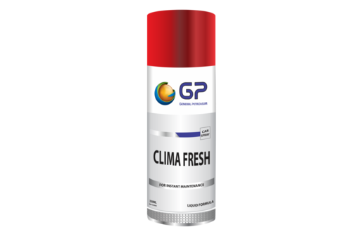 clima fresh car spray