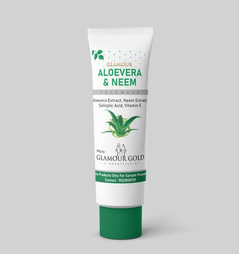 Glamour Aloevera & Neem Face Wash
