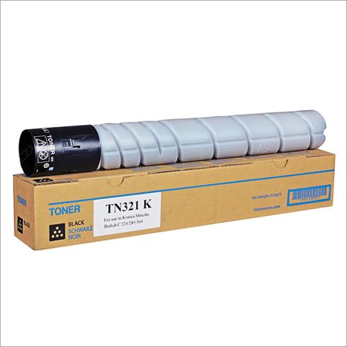 TN321 K Black Toner Cartridge