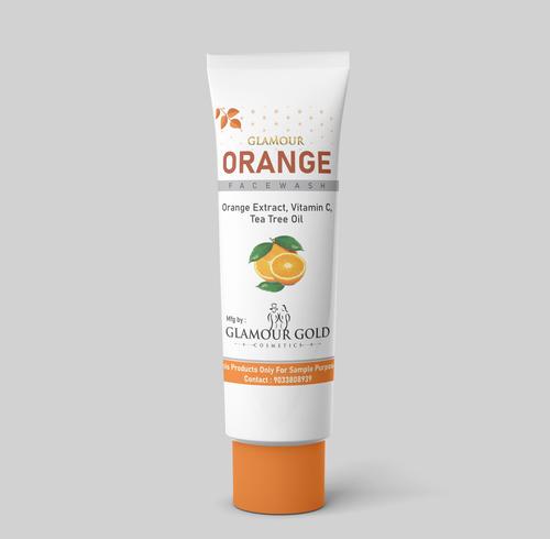 Glamour Orange Face Wash