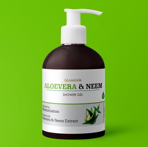 Glamour Aloevera & Neem Shower Gel