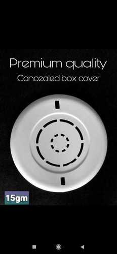concealed cover