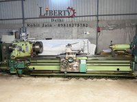 TOS SU80A/2750 Heavy Duty Lathe Machine