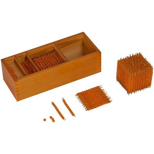 Kidken Montessori Static Decimal Bead Material
