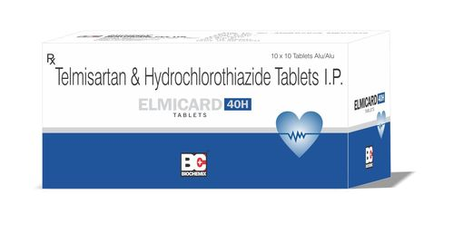 Telmisartan Hydrochlorothiazide Tablet
