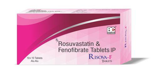 Rozuvastatin & Fenofibrate Ip Tablet