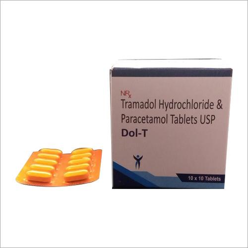 Tramadol 37.5mg With Paracetamol 325mg Tablet