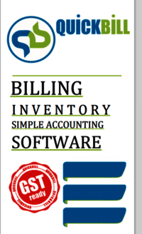QuickBill Billing Software