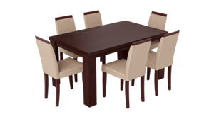 Jack 6 Seater Dining Table