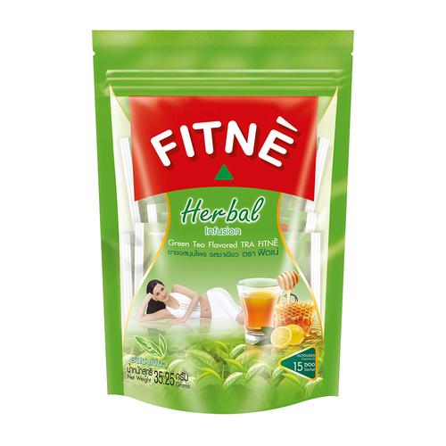 Fitne Herbal Tea Green Tea Size 35.25 g.