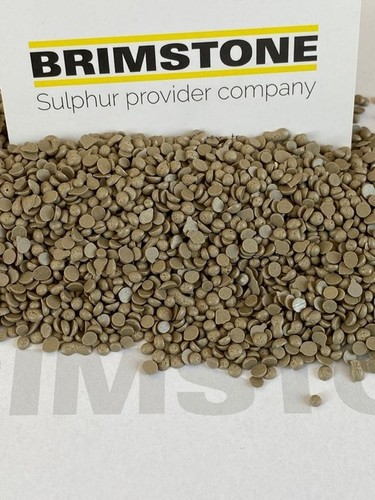 Brimstone Sulphur Bentonite Fertilizer BRIMSOL 90