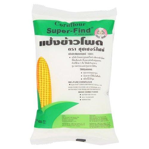 Super Fine Corn Starch 400 g.