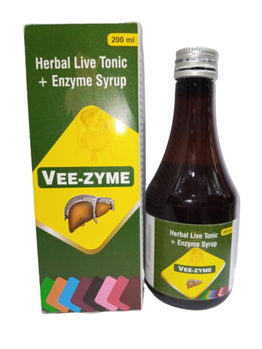 Herbal Liver Tonic + Enzyme Syrup