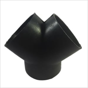 HDPE Fitting Bare Y