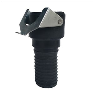 HDPE C Type Group Coupler With Clamp