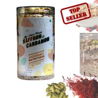 Saffron And Cardamom