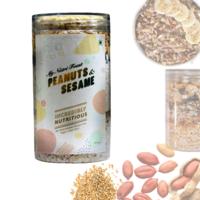 Peanut And Sesame