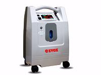 Oxygen Concentrator Portable Machine EVOX 5S