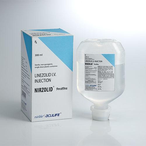 Linezolid injection