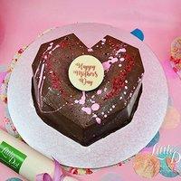Heart Shape Pinata Mousse Cake Mold